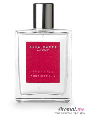 Аромат Acca Kappa Virginia Rose