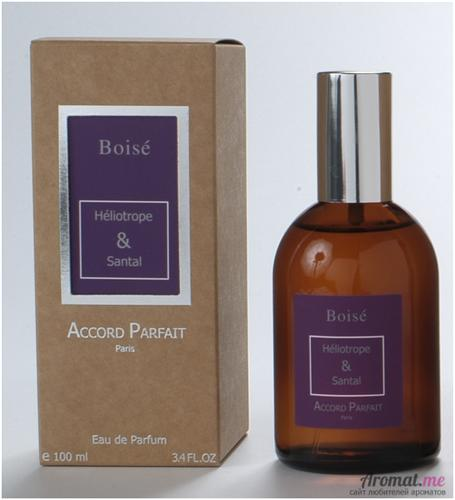 Аромат Accord Parfait Heliotrope & Santal