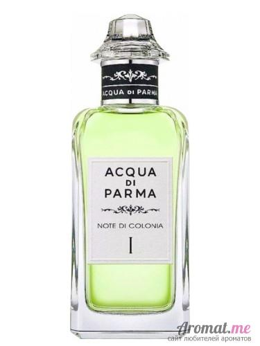 Аромат Acqua di Parma Note di Colonia I