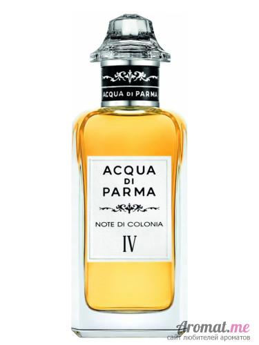 Аромат Acqua di Parma Note di Colonia IV