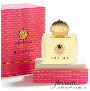 Аромат Amouage Beloved