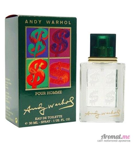 Аромат Andy Warhol pour Homme