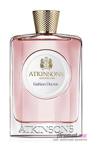 Аромат Atkinsons Fashion Decree Woman