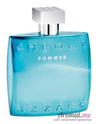 Аромат Azzaro Chrome Summer
