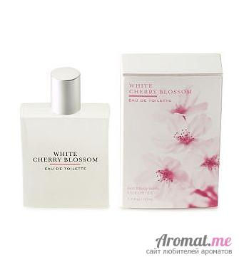 Аромат Bath and Body Works White Cherry Blossom
