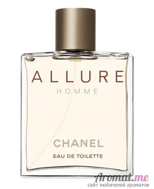 Аромат Chanel Allure Pour Homme