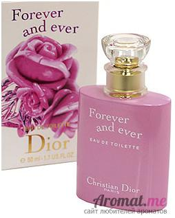 Аромат Dior Forever and Ever