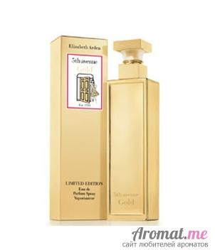 Аромат Elizabeth Arden 5th Avenue Gold