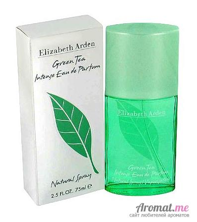 Аромат Elizabeth Arden Green Tea Intense