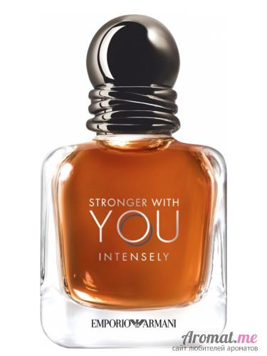 Аромат Giorgio Armani Emporio Armani Stronger With You Intensely