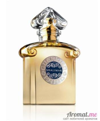 Аромат Guerlain Shalimar Yellow Gold Limited Edition