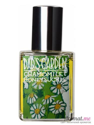 Аромат Lush Dad`s Garden Chamomile And Honeysuckle