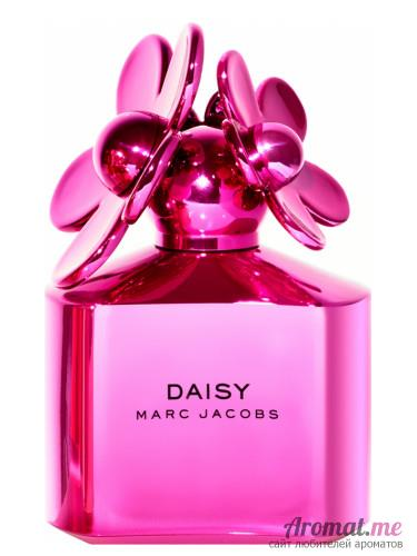 Аромат Marc Jacobs Daisy Shine Pink Edition