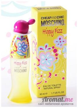 Аромат Moschino Cheap and Chic Hippy Fizz