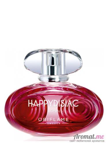 Аромат Oriflame Happydisiac Woman