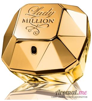 Аромат Paco Rabanne Lady Million
