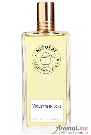 Аромат Parfums de Nicolaï Violette in Love