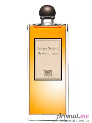 Аромат Serge Lutens Ambre Sultan