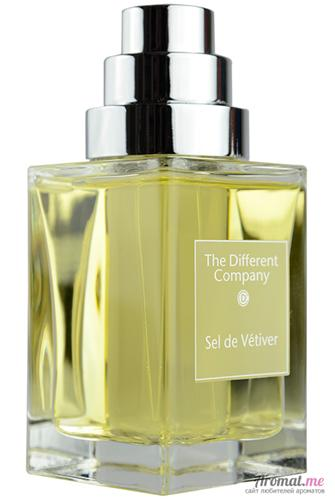 Аромат The Different Company Sel de Vetiver