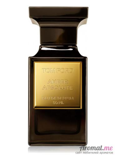 Аромат Tom Ford Reserve Collection: Amber Absolute
