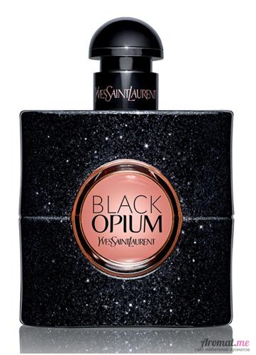 Аромат Yves Saint Laurent Black Opium